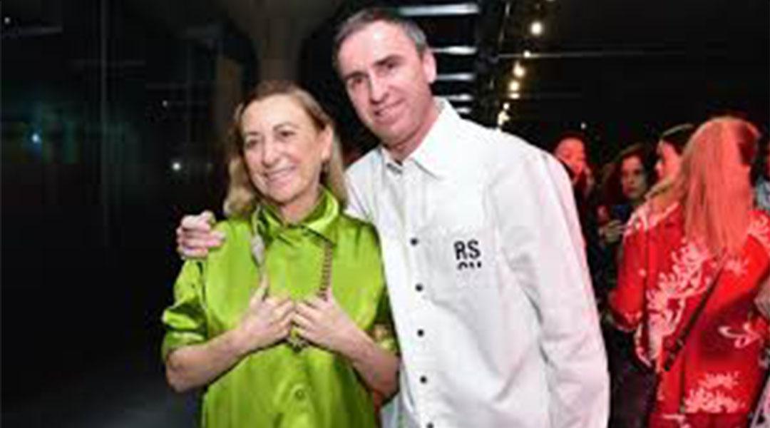 Lorenzo Bertelli head Prada in the future