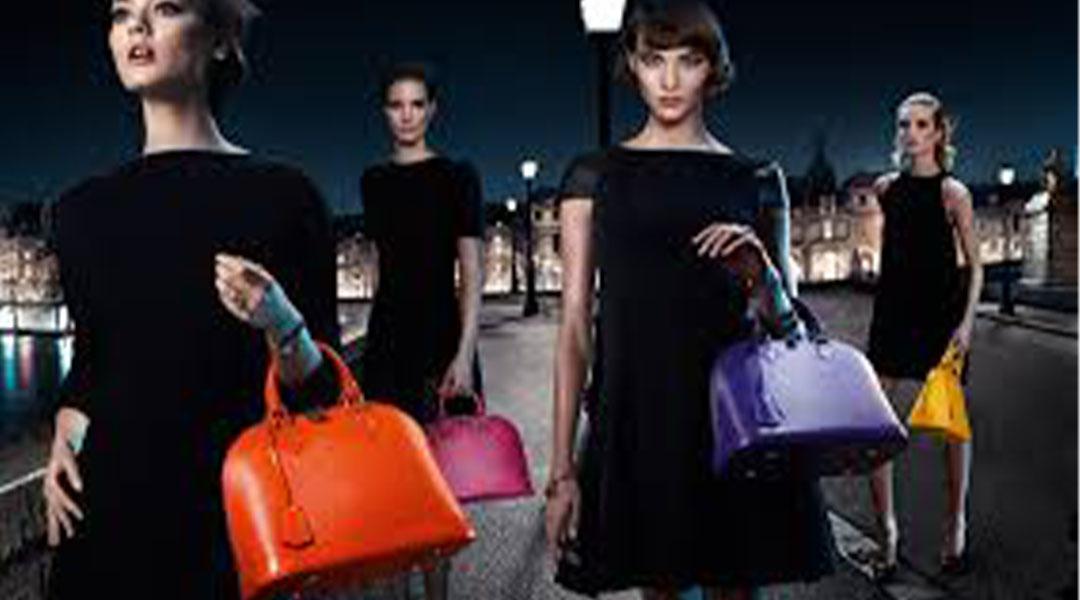 Louis Vuitton's Alma bag – the story.