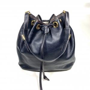 LOEWE BUCKET BAG WITH DRAWSTRING CLOSURE