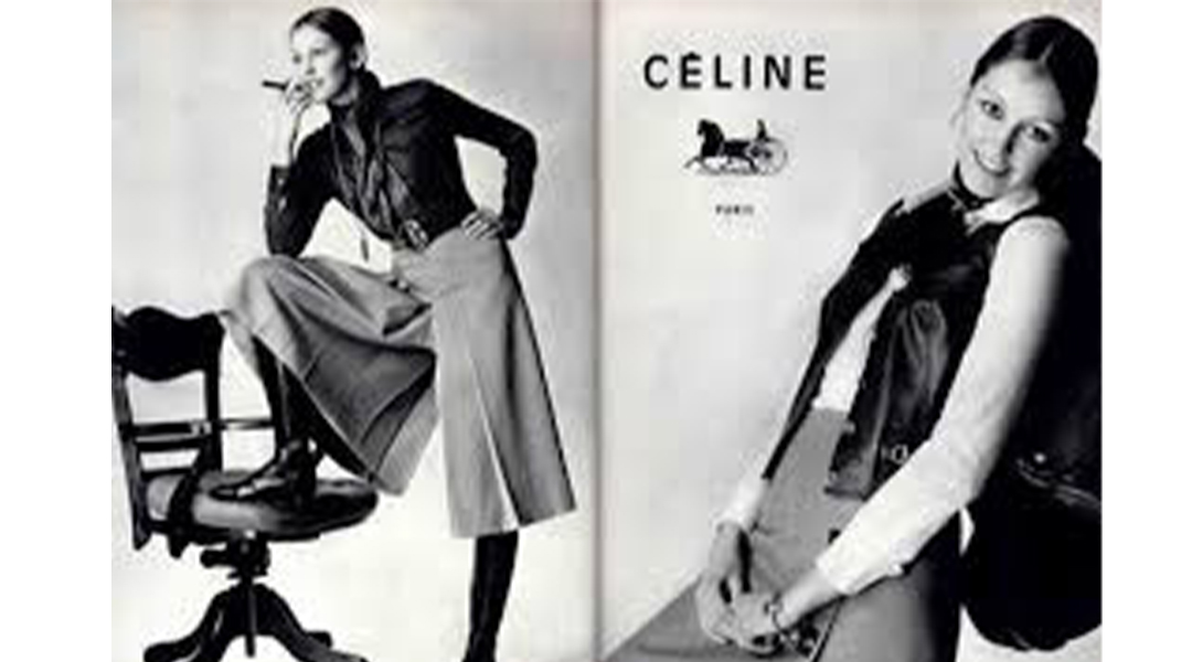 Celine, from Children's Shoes to Iconic Designs.