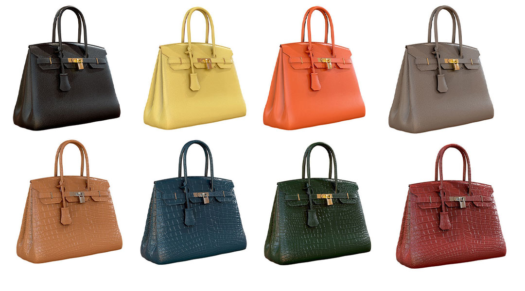 Birkin, Bolide & Constance. The Story Behind Hermès Icon Bags.