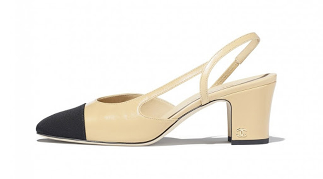 60 Years On, Chanel's Slingback is Still the Shoe Everyone Wants