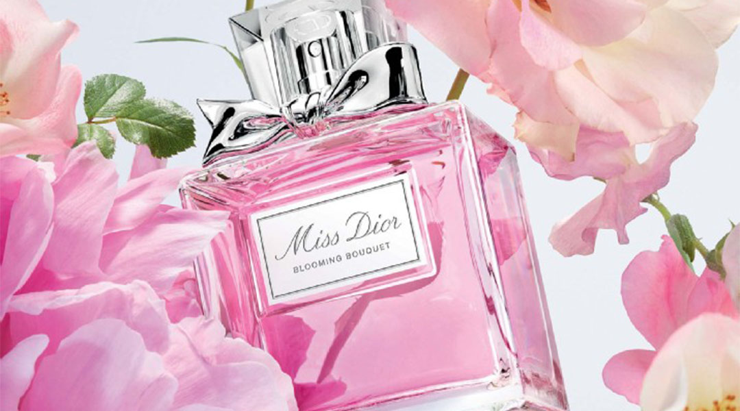 The Perfume 'Miss Dior' Is A Tribute To The Couturiers's Sister