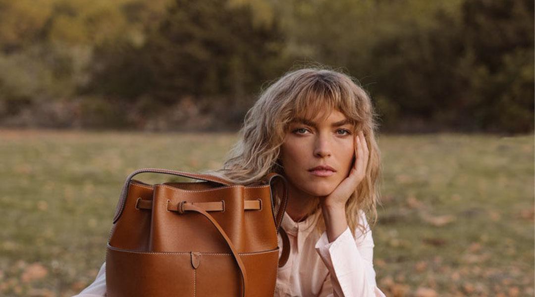 'Return to Nature', Anya Hindmarch's Biodegradable Handbag Range